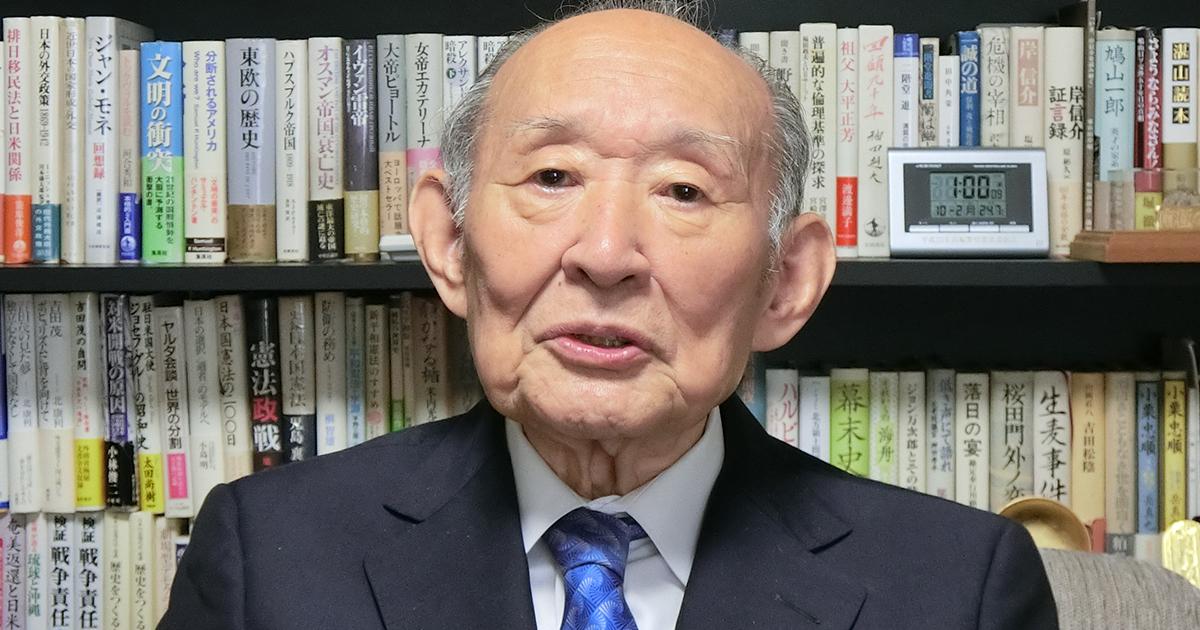 藤井元財務相が徹底批判!「首相は易きに流れ、日銀を都合よく使っている」