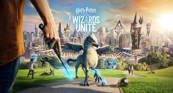 「ハリー・ポッター:魔法同盟」のイメージ