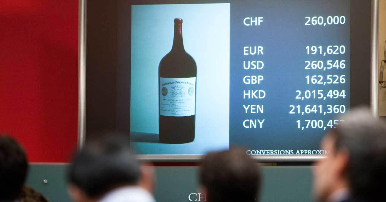 ワイン愛好家は要注意!希代の詐欺師・ルディー作の偽物は日本にもある