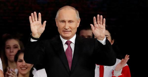 平昌五輪のロシア除外、プーチン大統領に有利か