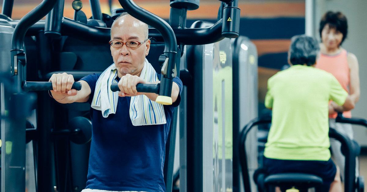 50歳過ぎてからの筋トレ・ジョギング・ダイエットが危険である理由