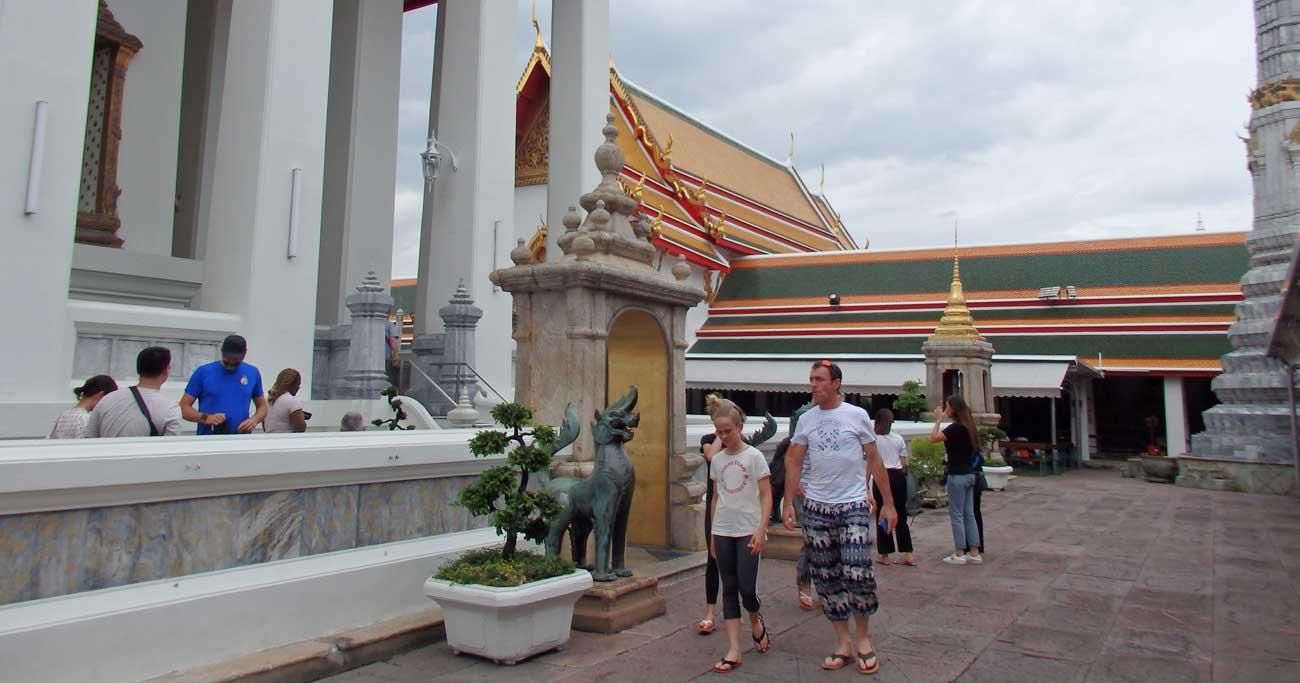 中国人観光客が大挙していたバンコクから姿を消した理由