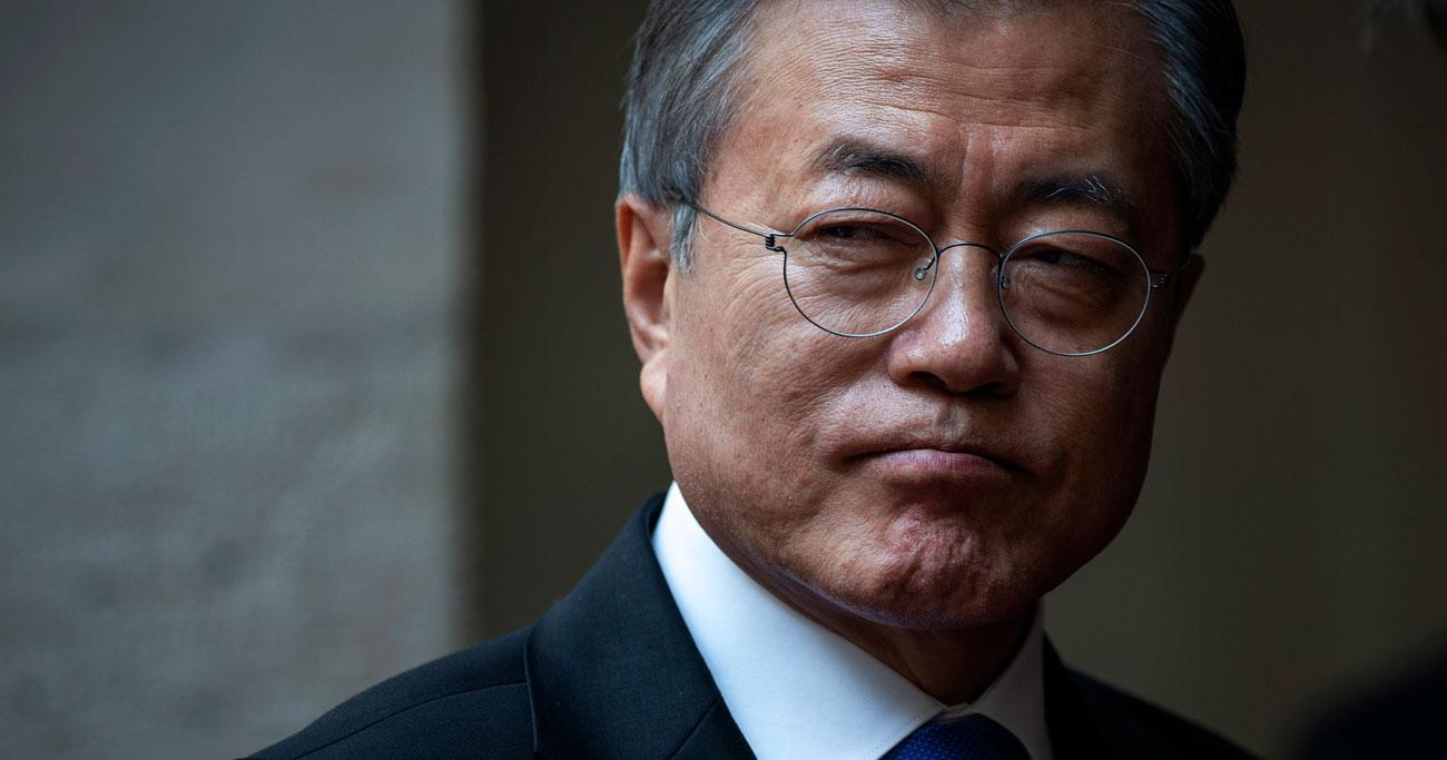 韓国・文大統領が日本に報復できない理由、元駐韓大使が解説