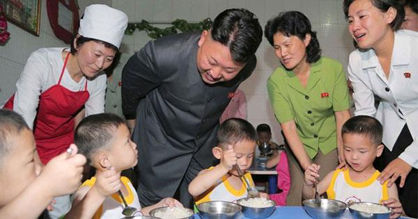 北朝鮮の飢きんが生んだ「人造肉」、闇市場がつなぐ命