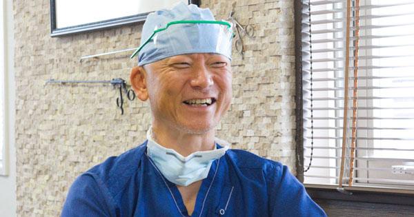 「平成のブラック・ジャック」がこだわる、負担最小の胃がん手術法