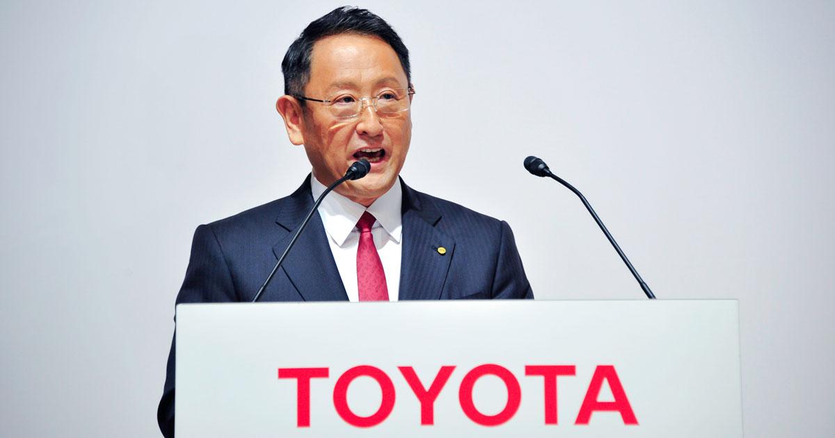 トヨタ新副社長デンソーから復帰も、異例の役員人事3つの狙い