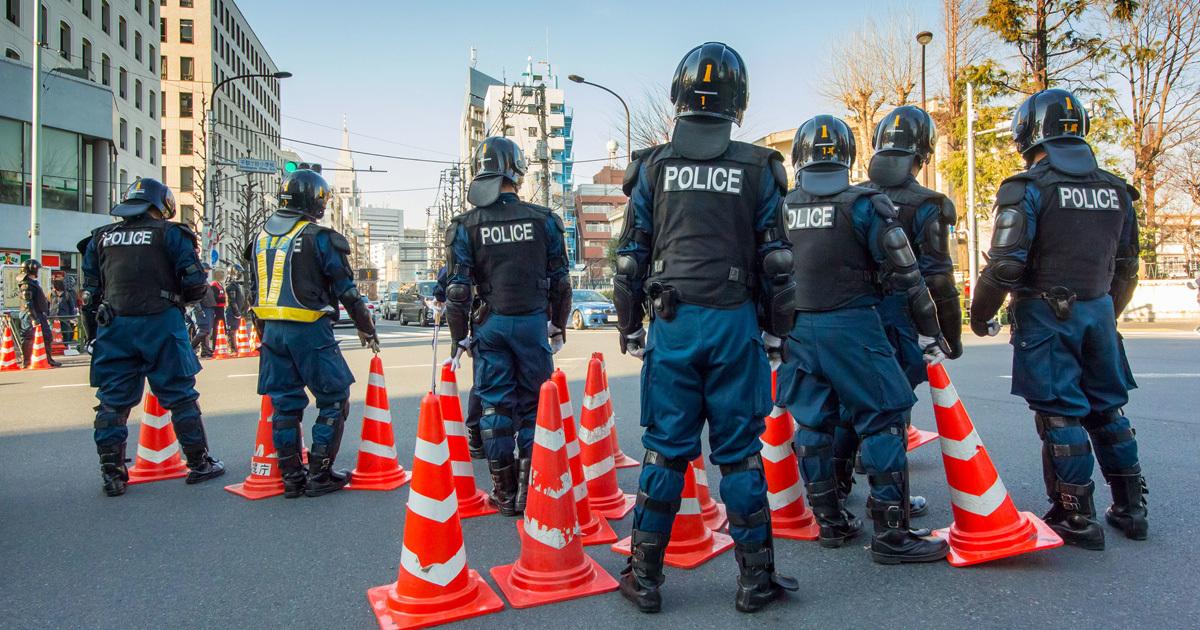 日本のテロ対策は英国流・フランス流のどちらにすべきか