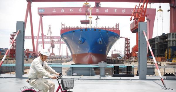 クルーズ人気の中国、豪華客船建造に本腰 欧州勢は警戒
