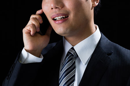 NTTや東電の名をかたる営業電話にご注意