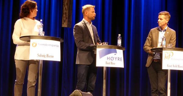 接戦のノルウェー総選挙、「脱石油」が争点に浮上