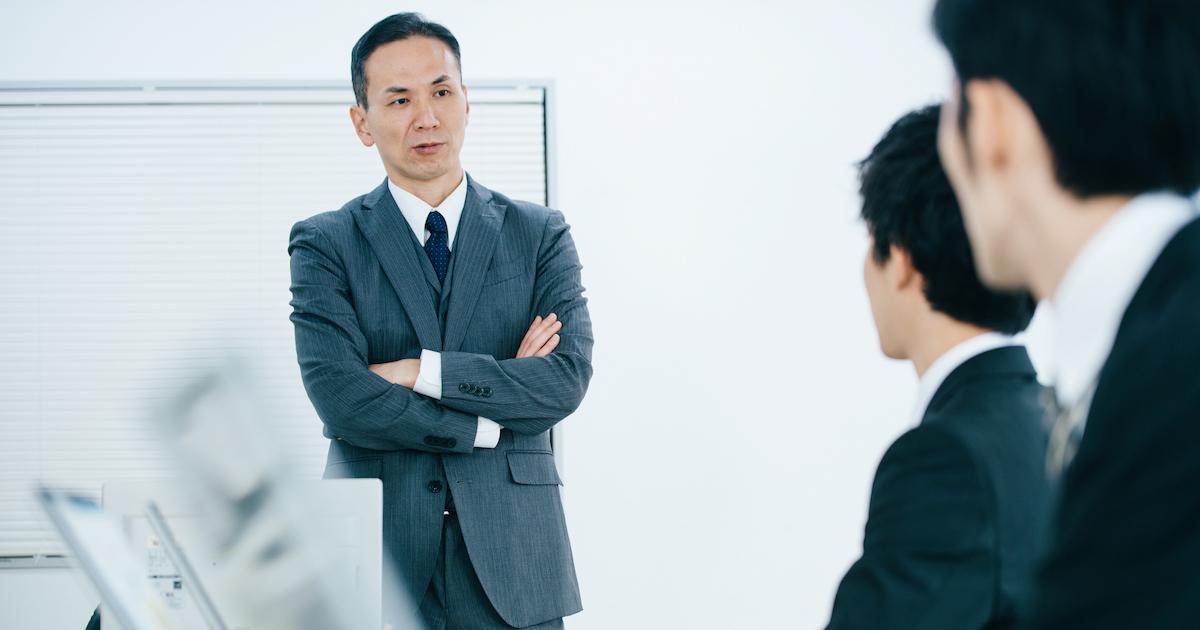 失敗から学べないリーダー 3つのタイプ