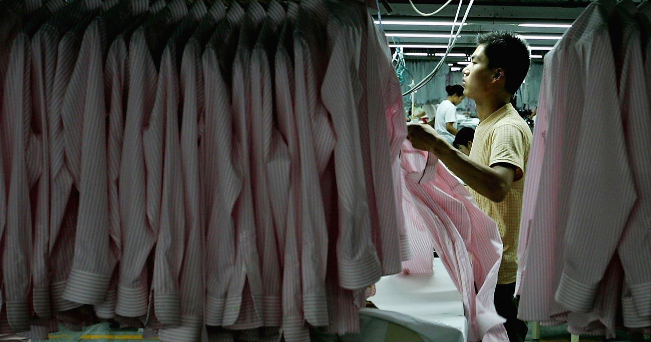 【寄稿】その中国製シャツ、作っているのは「奴隷」