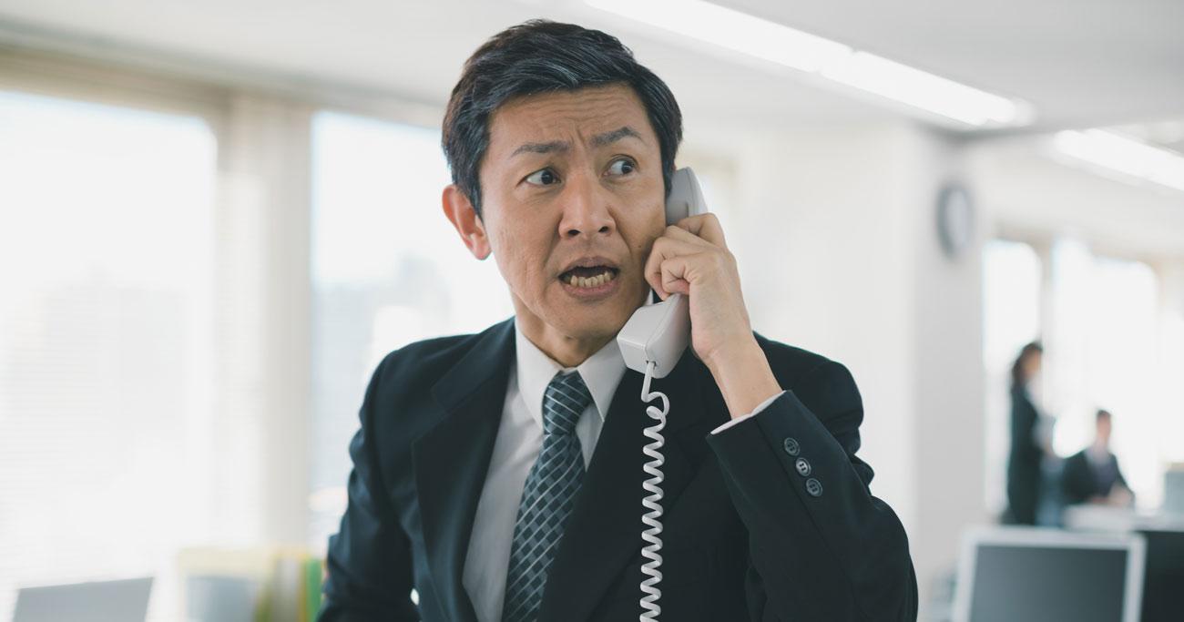 退職代行会社から突然の電話!姿を見せずに辞める社員は「違法」か