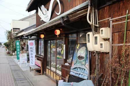 鳥取県境港市の水木しげるロード
