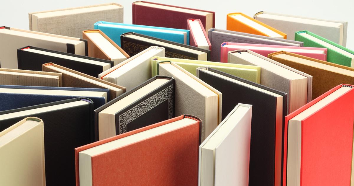 買った本の95%は読み切れていない!