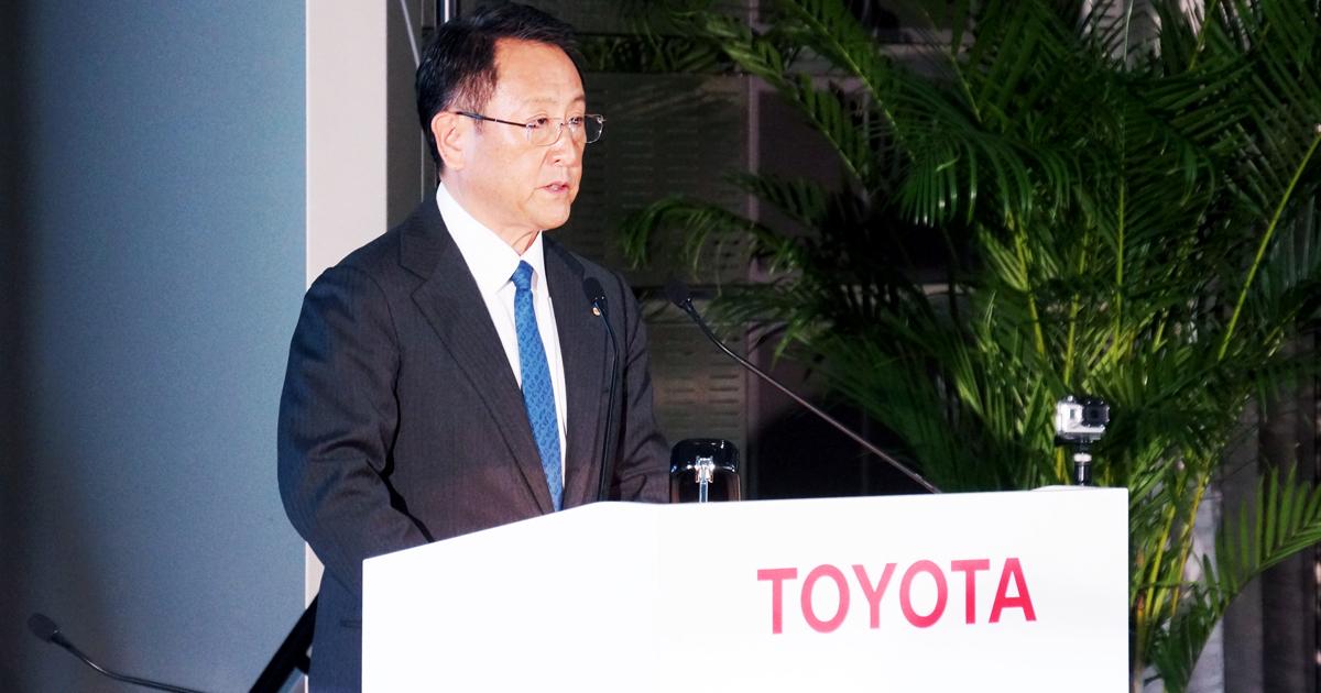 トヨタ創立80周年、組織を大変革する狙いは何か