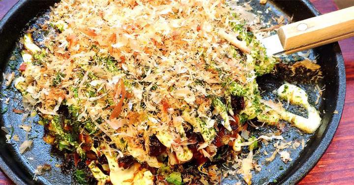 大井町に、繊細な味の大阪風お好み焼きあり つまみも豊富で、清潔な風情は好感度高し!