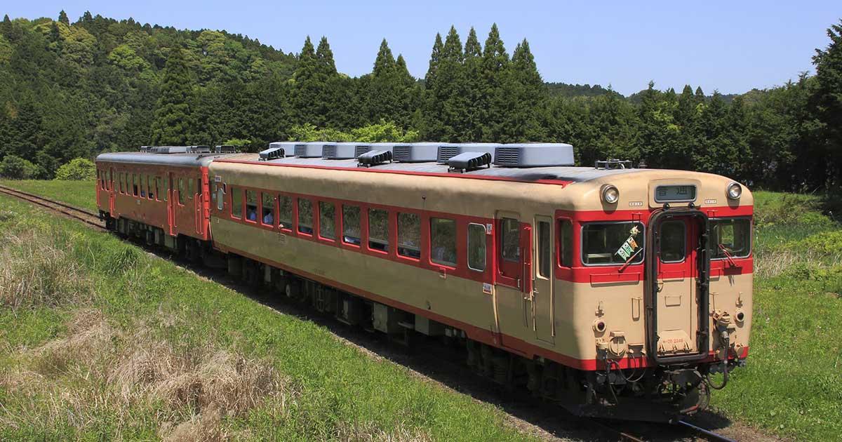これがローカル線と少子化ニッポンの生きる道!?700万円で夢を売った「いすみ鉄道」に学ぶもの