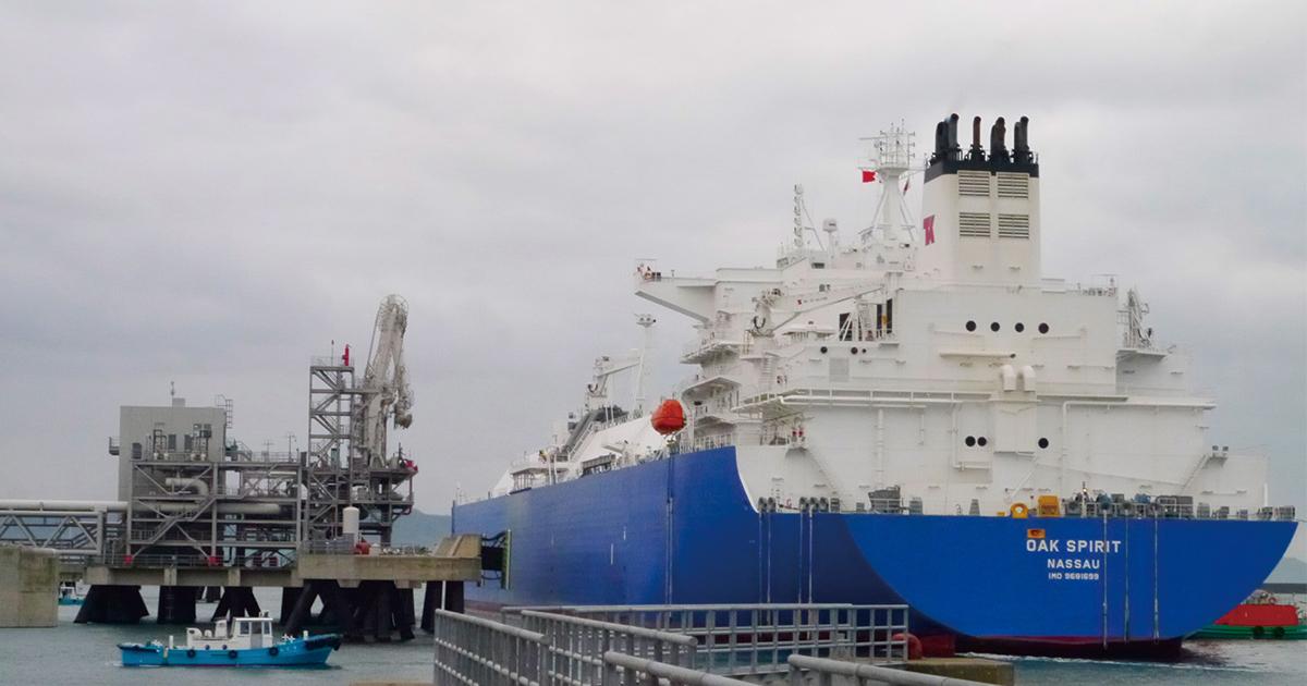 米国産LNG輸入開始、日本のエネルギー調達に大きなメリット