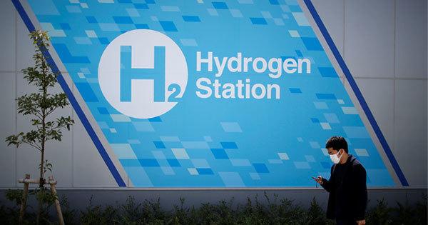 東京の水素ステーション