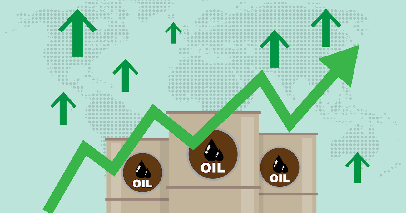 原油価格急騰で時価総額が増加・減少した企業ランキング30