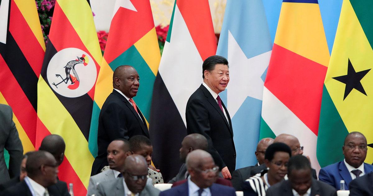 中国がアフリカ諸国の支援にやたらと熱心な理由