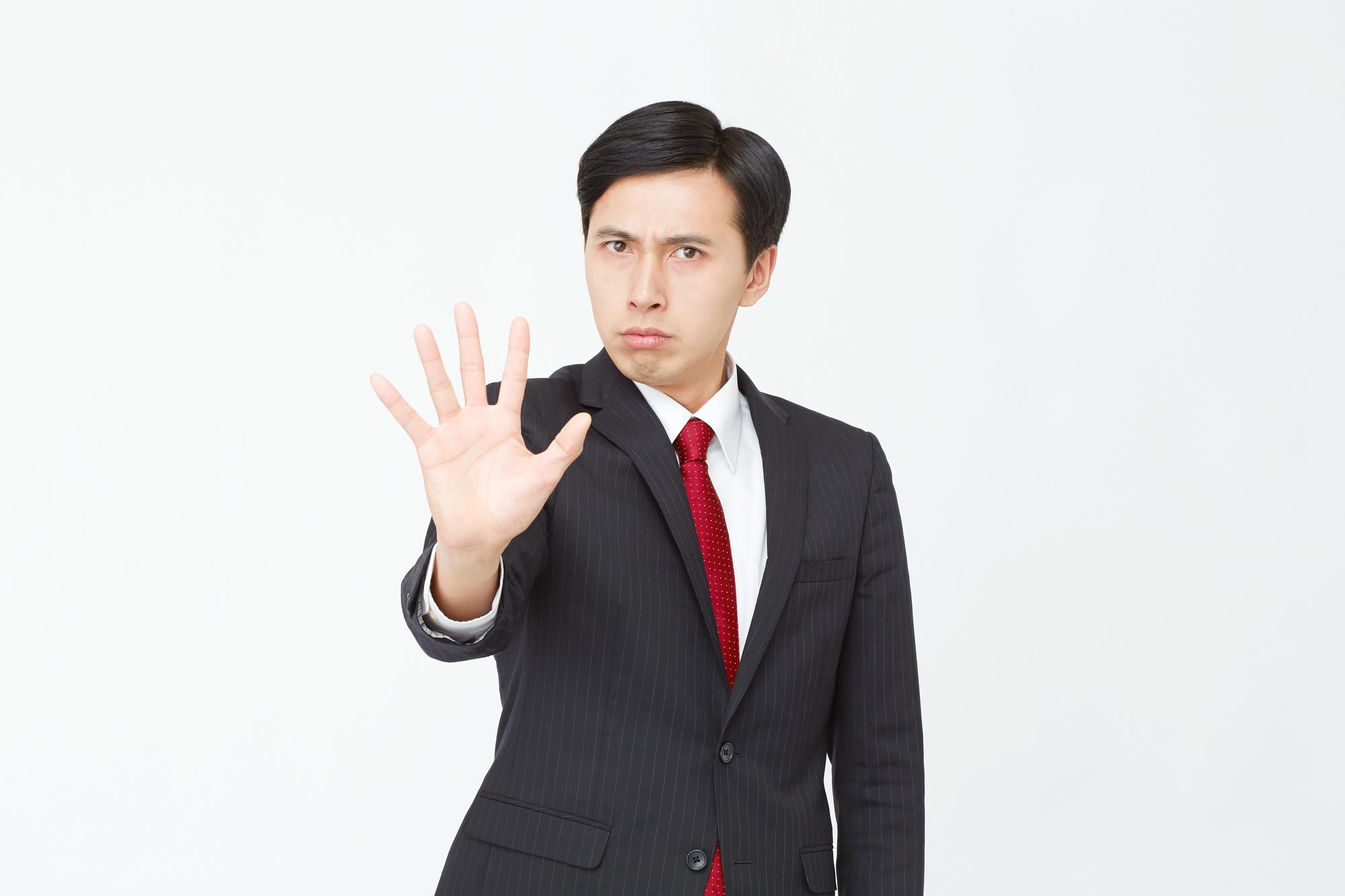 あなたの会社を壊す「拒絶・伝言症候群」の恐ろしさ