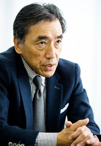 澤田貴司社長