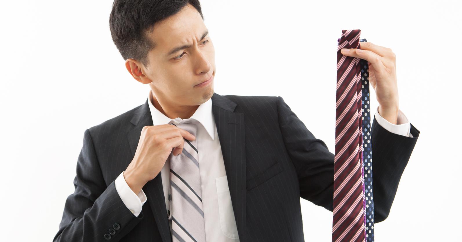「無難な服の男」を脱するために知っておくべきこと