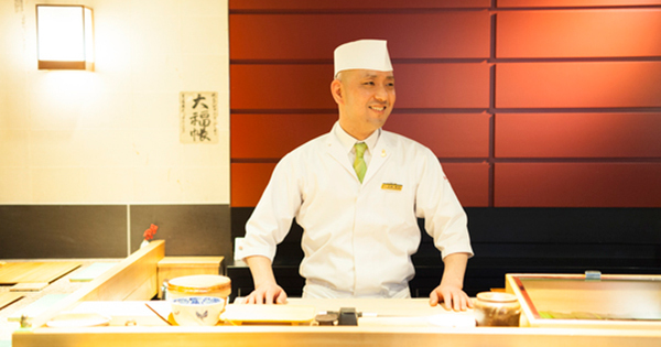 月商1000万円を達成した寿司店の秘密