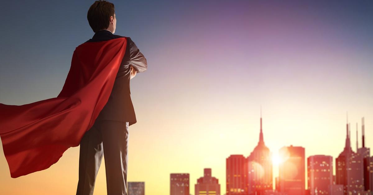 「いつか、突然、スーパーマンになれるかも」という「思い」を手放す