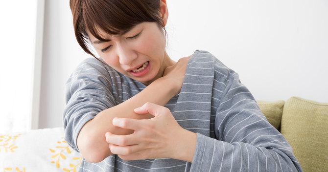 悪化する謎の蕁麻疹の意外な原因とは