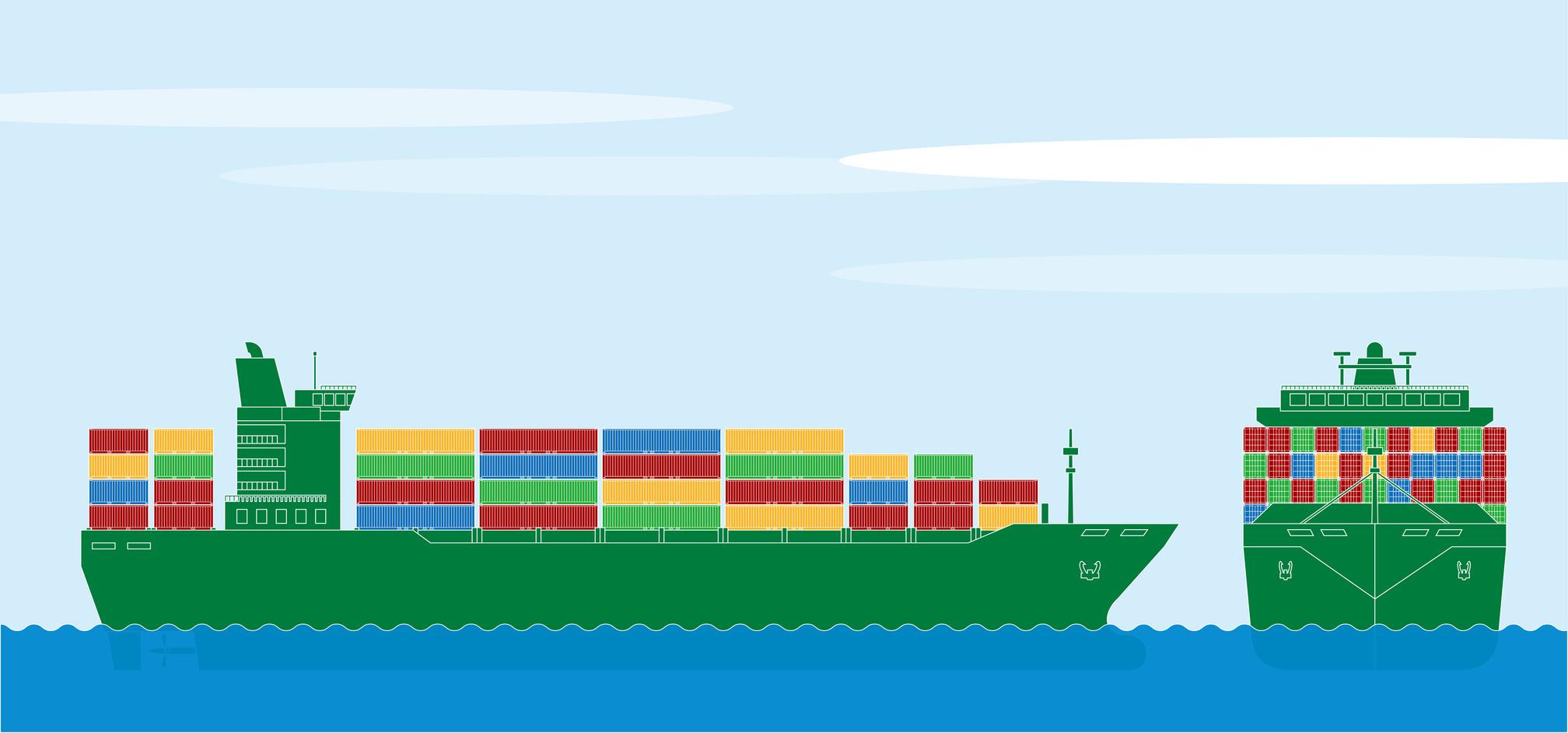 世界経済のトレンドが面白いほどわかる「海運」超入門