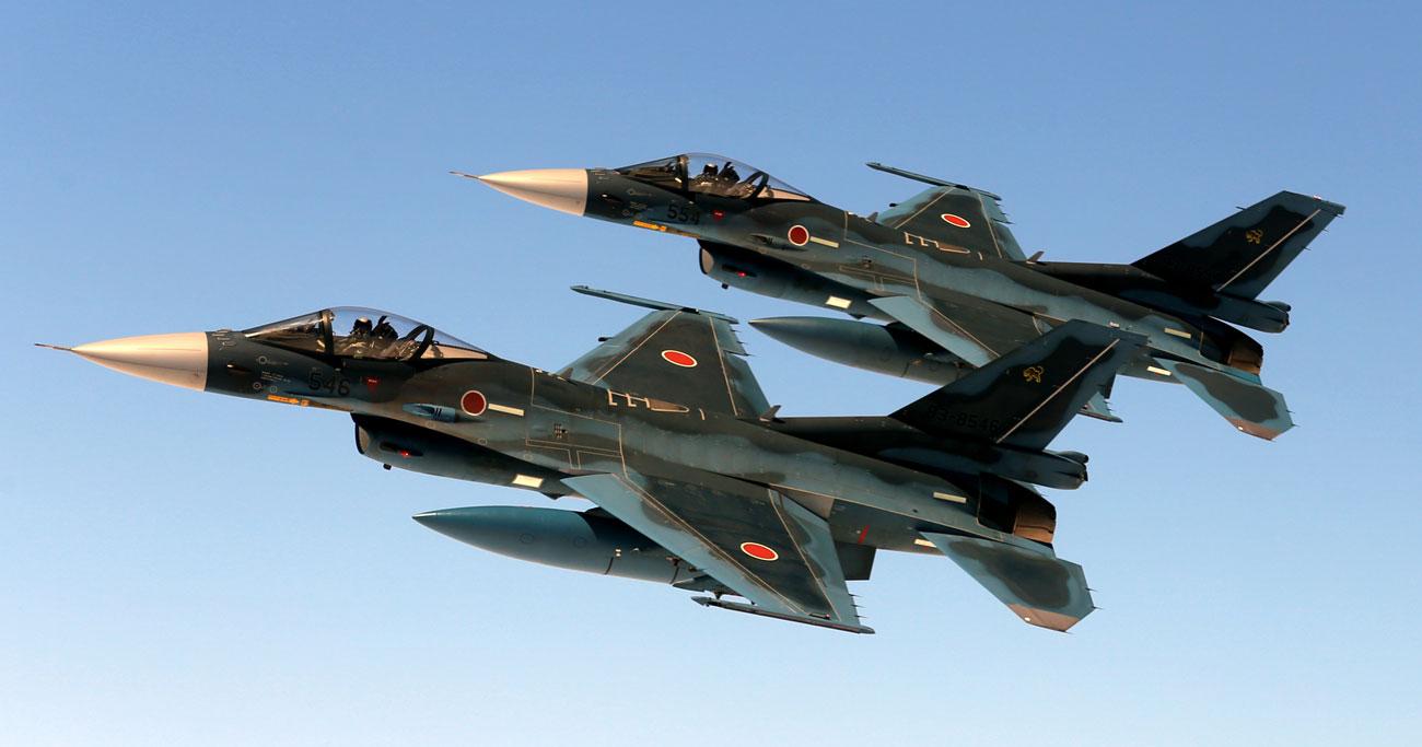 """2020年度から始まるF2戦闘機の後継機開発は""""乱気流""""に突入か Photo:JASDF"""