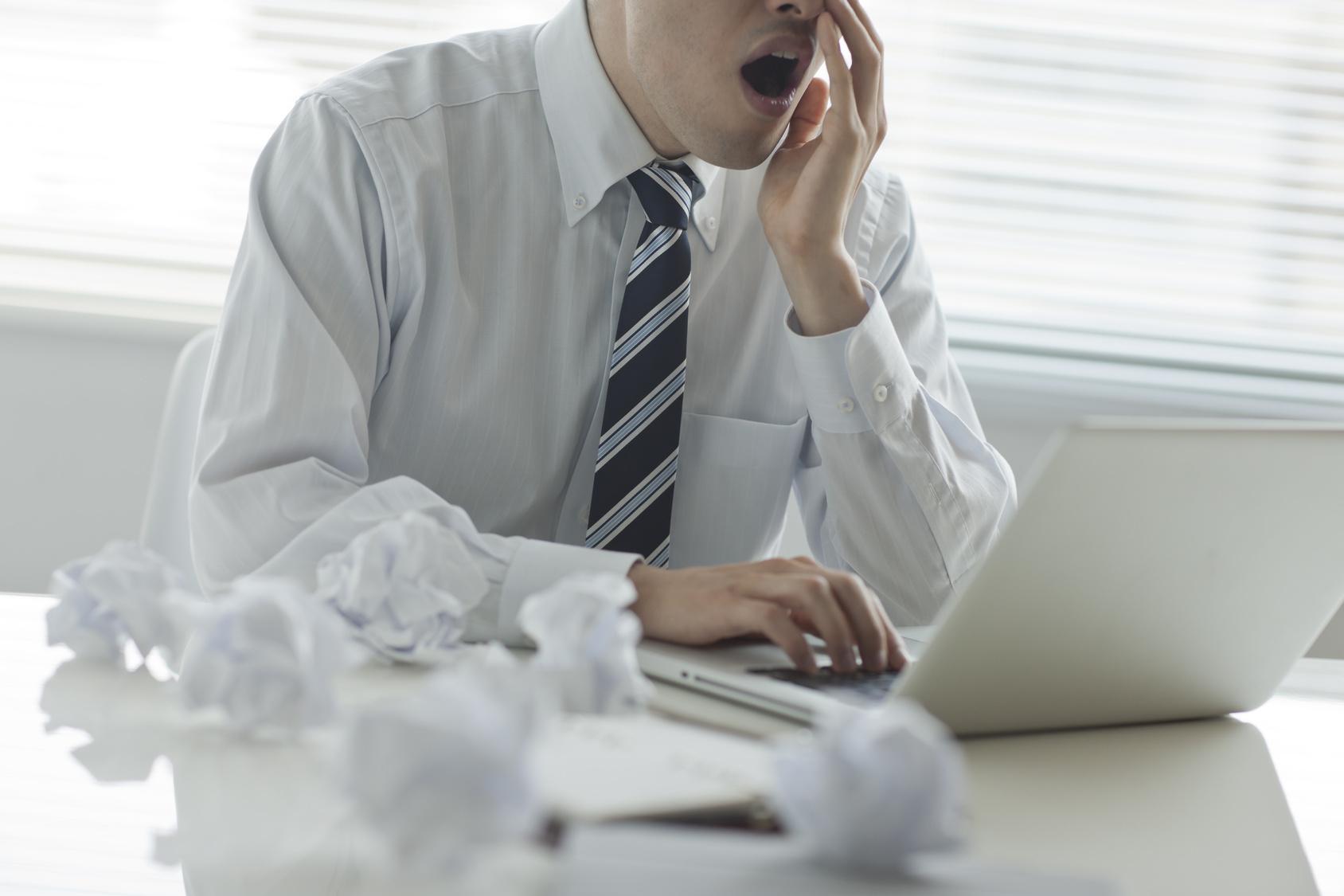 仕事を効率化しても、残業は減らない。キーワードは「脱・習慣」