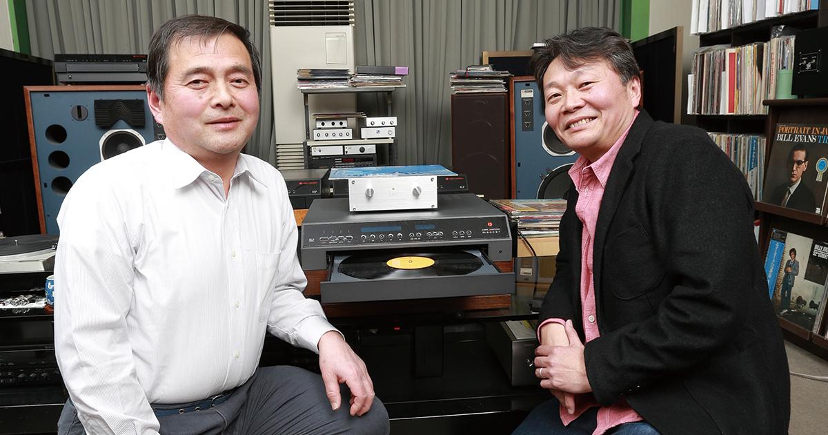 「針」を使わないレコード再生、独自の高音質技術は普及するか
