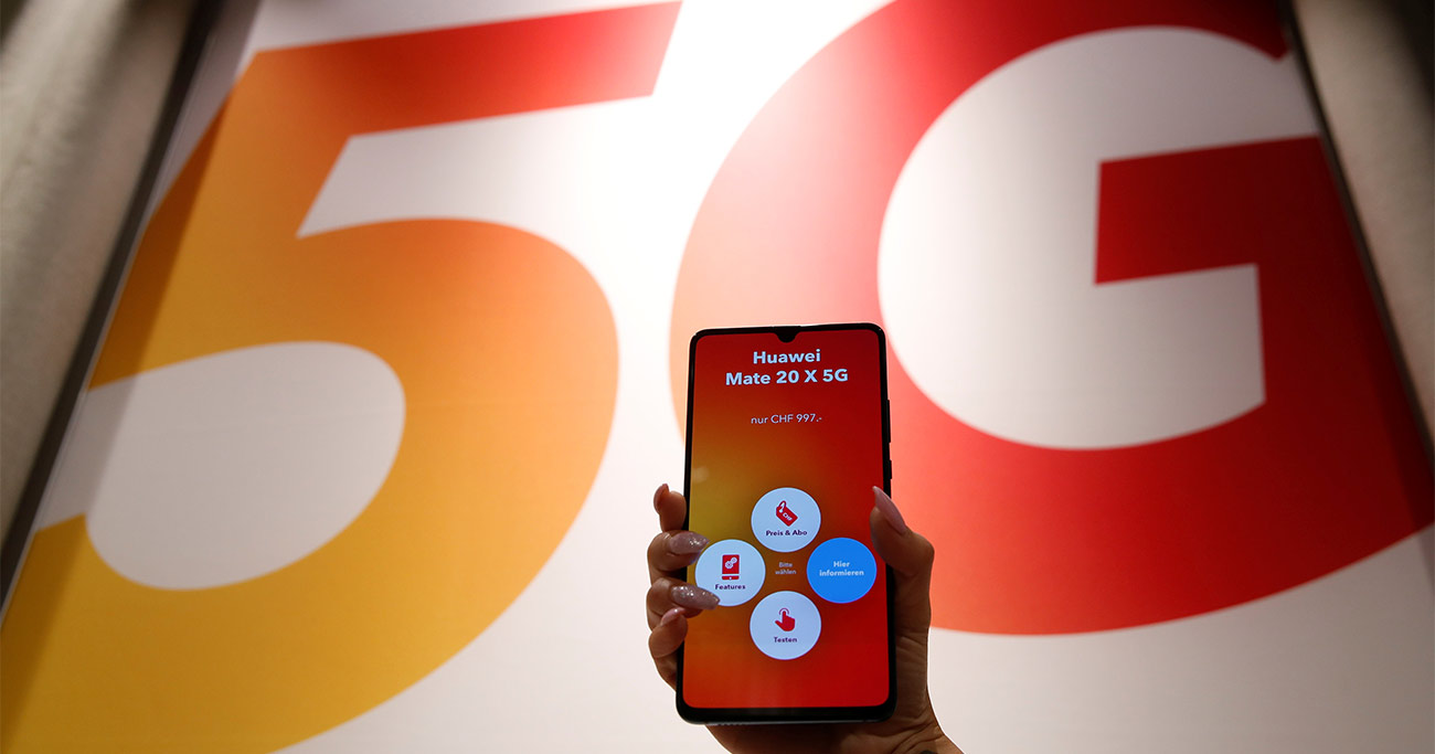 【バロンズ】次世代5G規格、当面の勝者は中国か