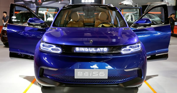 中国新興EVメーカー、開発費抑制で提携強化を模索