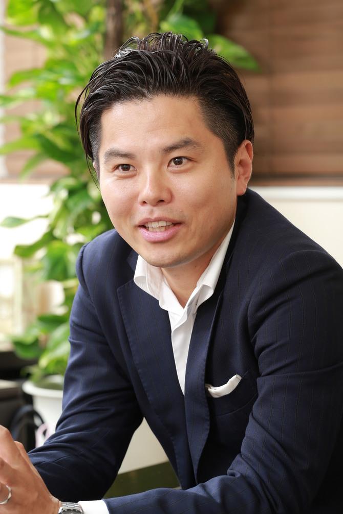 我究館館長・熊谷智宏氏