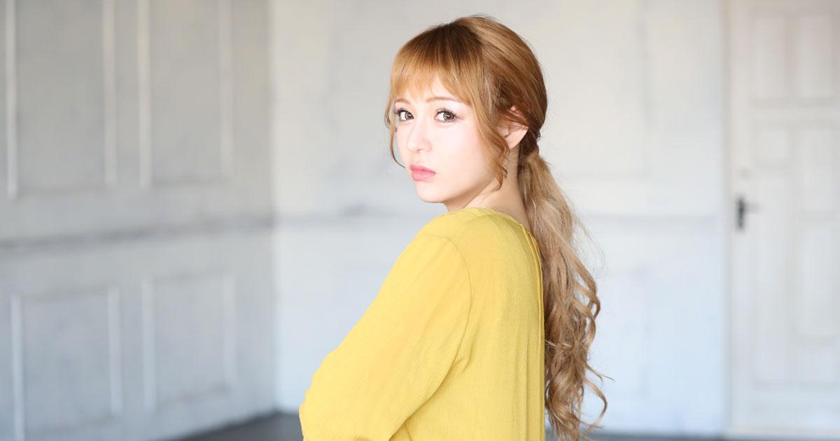 23歳年収2億円、伝説のキャバ嬢が語る「成功の秘密」