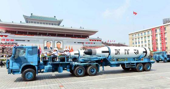 米国の北朝鮮攻勢はトランプの「孤立主義」と矛盾しない