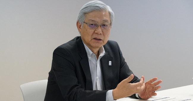 NEC新野隆社長