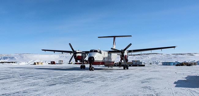 北極貨物機