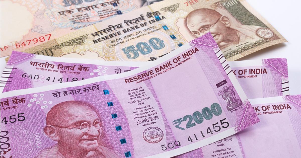 インド経済は通貨改革成功で中国を追い越す可能性を示した