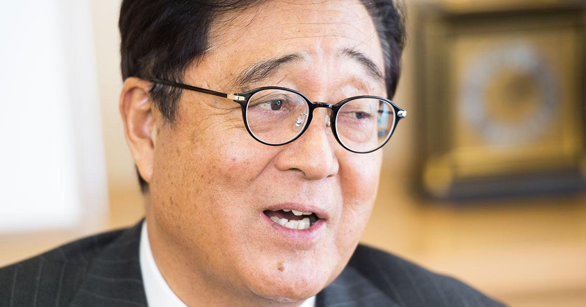 三菱自・益子修CEOが2度の危機で思い知った「不祥事が生まれる組織体質」