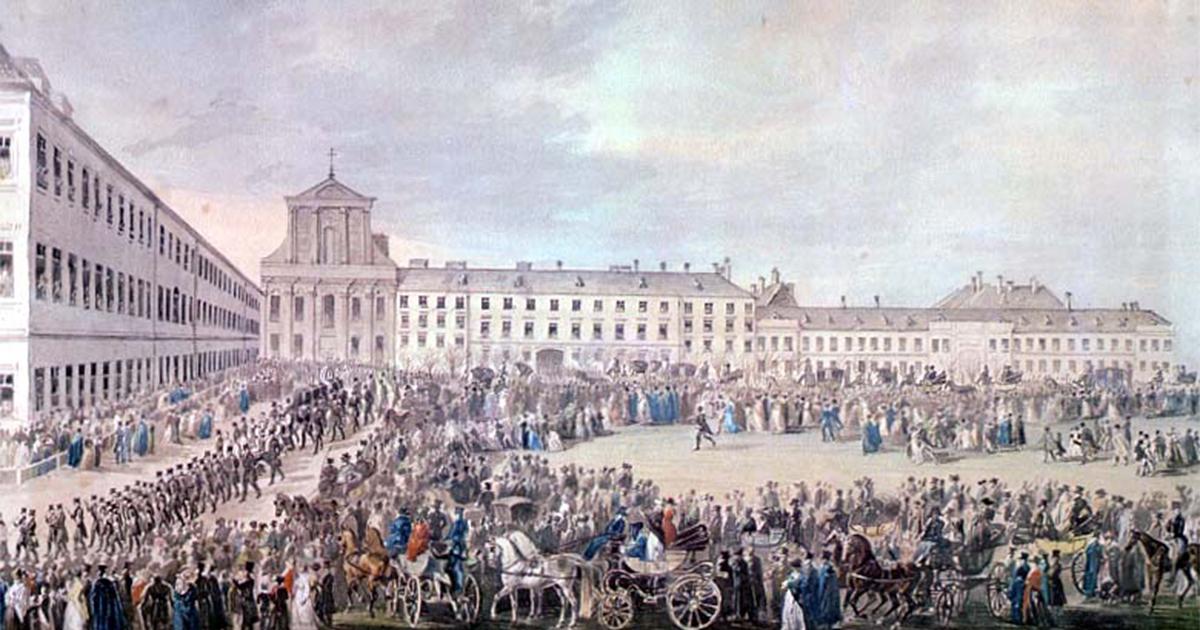 2万人以上集まったというベートーヴェンの葬儀この偉大な先人に挑戦し発展させ「ロマン派」が花開く