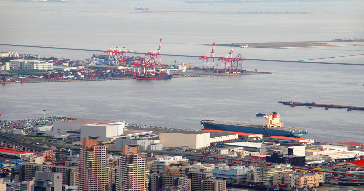明治の神戸港が横浜港を破って「日本一」になれた理由