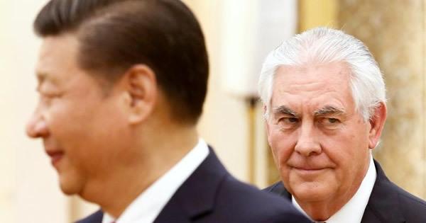 米国務長官の訪中、無難に終了でも具体的成果なし