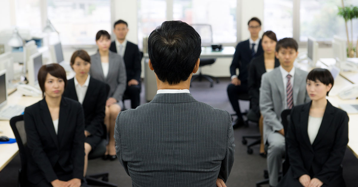 終身雇用と年功序列を両立した日本的経営は、ネズミ講に似た状態…?日本企業が「PL脳」から脱せられない理由