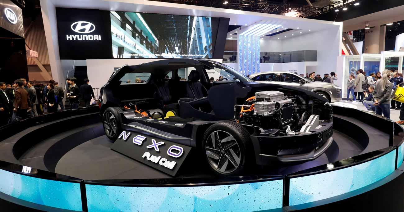 韓国、難路続く燃料電池車対策 水素社会に高い壁